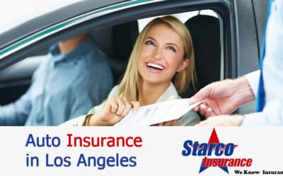 Factors that work toward cheap auto insurance in los angeles, ca