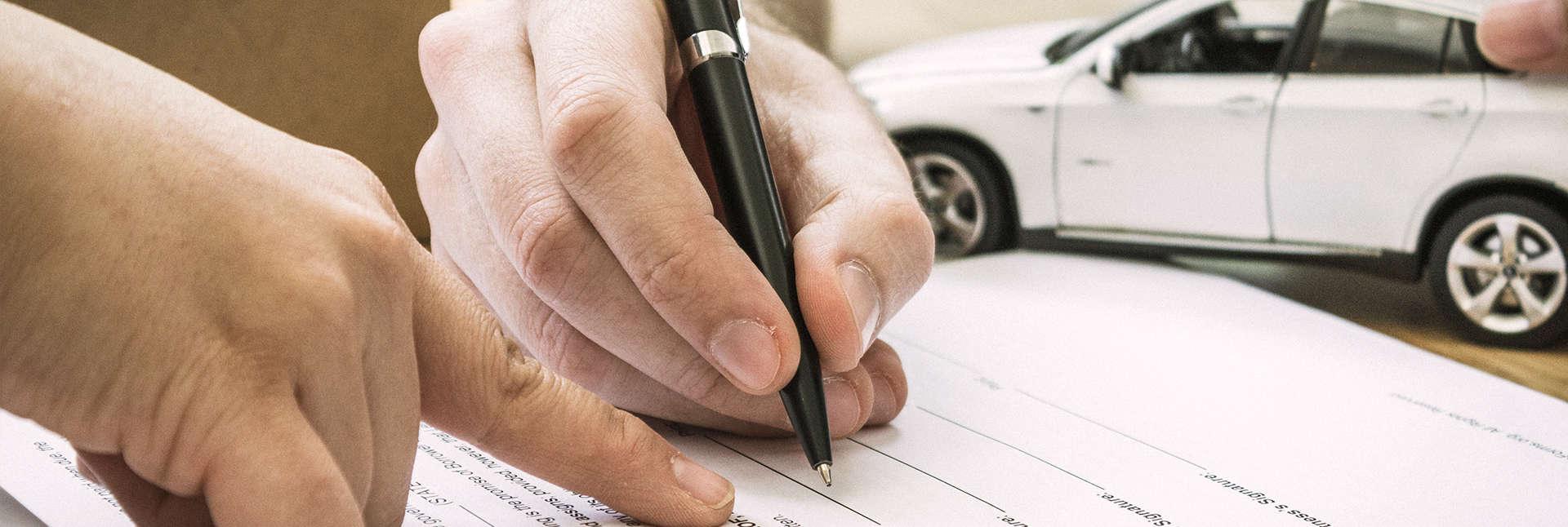 Dmv car registration service