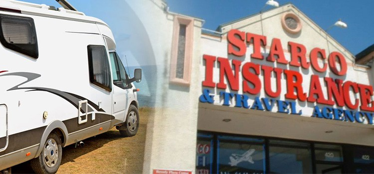 Choose Insurance Agency in LA Before Your Gateway on the Motor Home